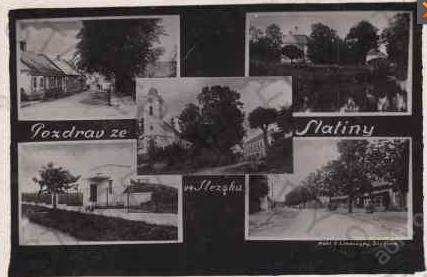 Slatina - 30. léta 20. stol.