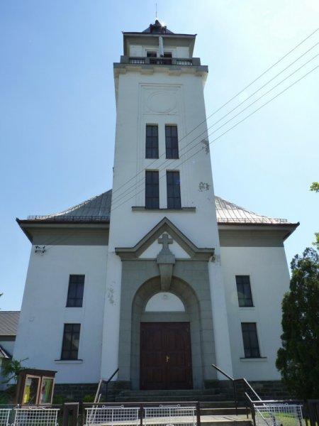 Kostel sv. Cyrila a Metodeje, pruceli