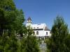 Kostel sv. Cyrila a Metodeje se hrbitovem