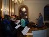 Zkouška sboru