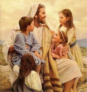 Ježíš a děti