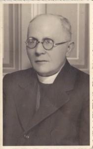 P. Josef Kupka, rodák z Těškovic