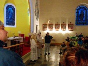 Sv. Mikuláš v Tísku